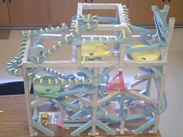 Paper roller gallery for Paper roller coaster loop template